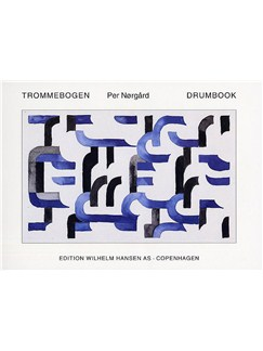 Per Nørgård: Drumbook (With CD) Books and CDs | Drums