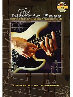 Preben Fahnoe: The Nordic Bass Bog og CD | Basguitar