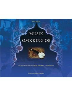 Eva Fock: Musik Omkring Os (Bog) Bog |