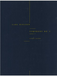 Carl Nielsen: Symphony No.1 Op.7 (Study Score) Books | Orchestra