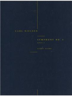 Carl Nielsen: Symphony No.1 Op.7 (Study Score) Bog | Orkester