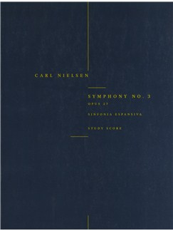 Carl Nielsen: Symphony No.3 'Sinfonia Espansiva' Op.27 (Study Score) Books | Orchestra