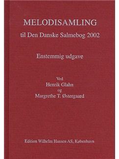 Melodisamling Til Den Danske Salmebog 2002 Libro | Voz(Acústico)