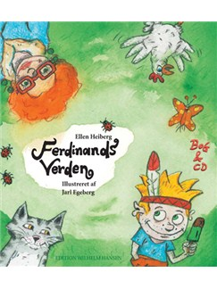 Ellen Heiberg: Ferdinands Verden (Book/CD) Books and CDs |