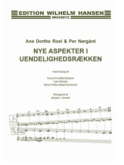 Ane Dorthe Roel Og Per Nørgård: Nye Aspekter I Uendelighedsrække Bog |