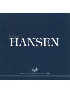 Finn Gravesen: Hansen - Wilhelm Hansen Musikforlag 1857-2007 Bog |