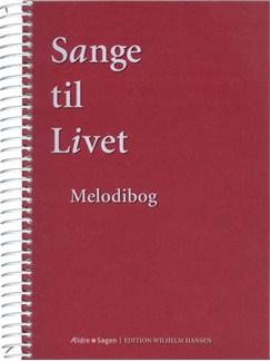 Sange Til Livet - Melodibog (Songbook) Books | Melody Line & Chords
