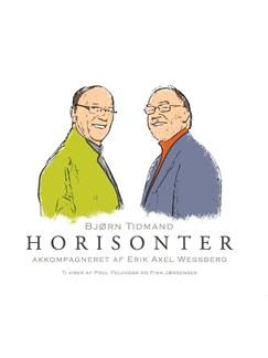 Finn Jørgensen Og Poul Feldvoss: Horisonter (CD) CD |