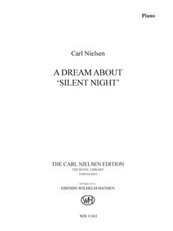 Carl Nielsen: A Dream About 'Silent Night' (Piano Solo) Books | Piano