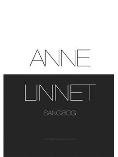 Anne Linnet: Sangbog Bog | Melodilinie, tekst og becifring