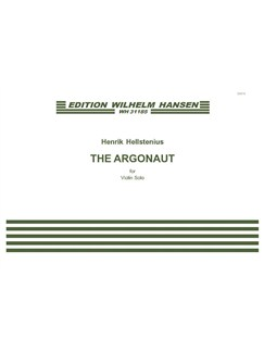 Henrik Hellstenius: The Argonaut for Violin Solo Books | Violin