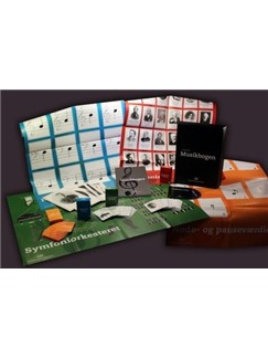 Linda Lehun: Musikbogen (Box) Books |