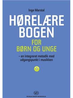 Inge Marstal: Hørelærebogen For Børn Og Unge - Lærerbog (Book/DVD) Bog og DVDs / Videos |