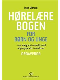 Inge Marstal: Hørelærebogen For Børn Og Unge - Opgavebog Books |