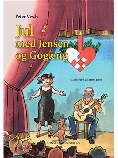 Peter Vesth: Jul med Jensen og Gogæng (Book/CD) CD y Libro |