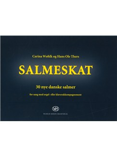 Hans Ole Thers/Carina Wøhlk: Salmeskat (Hardback) Books | Voice, Piano Accompaniment