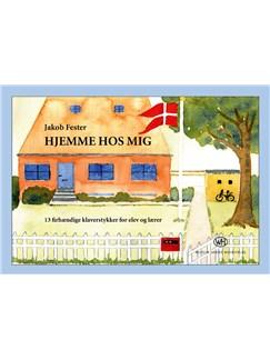 Jakob Fester: Hjemme Hos Mig Libro | Piano Dúos
