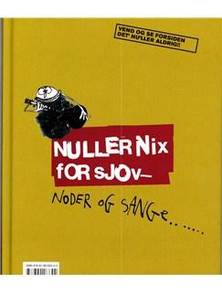 Cathrine Legardh: NullerNix For Sjov - Fortællinger Fra Gulvet (Sangbog) Libro | Línea de Melodía, Texto y Acordes