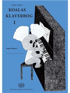 Lotte Auster: Koalas Klaverbog 1 (Piano) Books | Piano