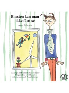 Asger Pedersen: Blæsten kan man ikke få at se (CD) CDs | Piano & Vocal