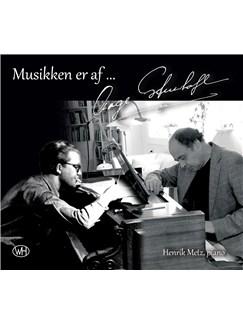 Henrik Metz: Musikken Er Af ... Aage Stentoft CD | Klaver solo