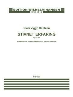 Niels Viggo Bentzon: Stivnet Erfaring, Op.184 (Player's score) Books | Ensemble