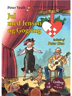 Peter Vesth: Jul Med Jensen Og Gogæng (CD) CDs |