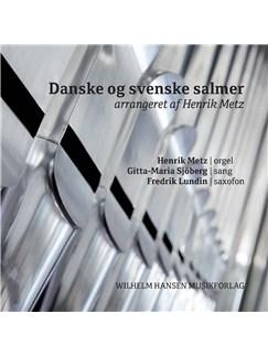 Henrik Metz: Danske Og Svenske Salmer (CD) CD |