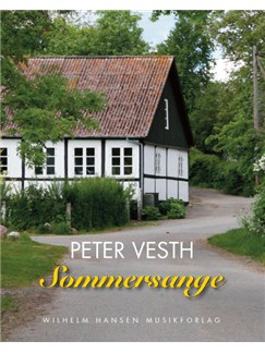 Peter Vesth: Sommersange (Songbook/CD) Books | Melody Line, Lyrics & Chords
