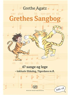Grethe Agatz: Grethes Sangbog (PVG) Books and CDs | Piano, Vocal & Guitar