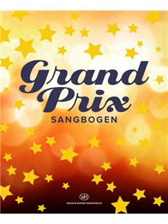Grand Prix - Sangbogen (Danish) Books | Melody Line, Lyrics & Chords