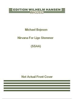 Michael Bojesen: Nirvana (SSAA) Bog | SSAA - Lige stemmer
