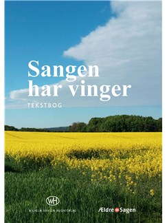 Sangen Har Vinger (Tekstbog) Books | Lyrics Only