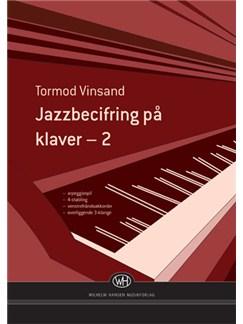 Tormod Vinsand: Jazzbecifring På Klaver 2 (Piano) Libro | Piano