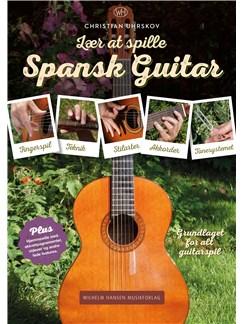 Christian Uhrskov: Lær At Spille Spansk Guitar Books | Guitar