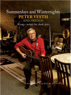 Peter Vesth: Summerdays And Winternights (Songbook) Books | Melody Line, Lyrics & Chords