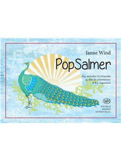 Janne Wind: PopSalmer (Voice And Piano) Bog | Klaver og sang