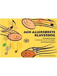 Åse Söderqvist-Spering: Min Allerførste Klaverbog (Klaver) Bog | Klaver solo