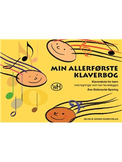 Åse Söderqvist-Spering: Min Allerførste Klaverbog (Piano) Books | Piano