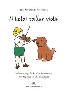 Sofus Kornebæk Og Finn Holsting: Nikolaj Spiller Violin Books | Violin
