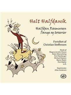 Christian Steffensen: Helt Halfdansk (CD) CDs |