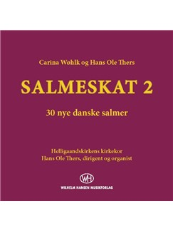 Carina Wøhlk & Hans Ole Thers: Salmeskat 2 (CD) CD |