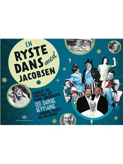 Finn Jørgensen: En Rystedans Med Jacobsen - 120 Revysange Buch | Melodielinie, Text & Akkorde