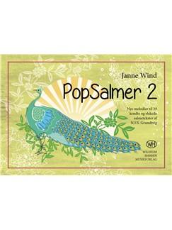 Janne Wind: PopSalmer 2 - til tekster af N.F.S. Grundtvig Bog | Klaver og sang