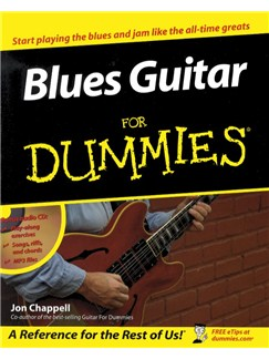 Blues Guitar For Dummies Books and CDs | Guitar
