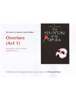 Andrew Lloyd Webber: Overture (Act 1) Books | Brass Ensemble