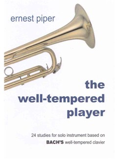 J.S. Bach: The Well-Tempered Player Books | Treble Clef Instruments