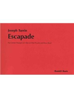 Joseph Turrin: Escapade Books | Brass Ensemble, Trumpet