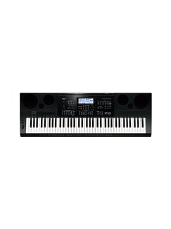 Casio: WK7600 76 Note Keyboard - Touch Sensitive With Adaptor Instruments | Keyboard