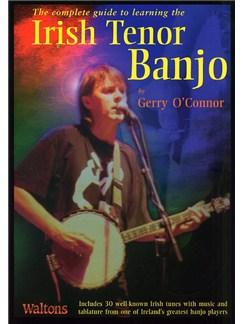 Gerry O'Connor: Irish Tenor Banjo Books | Banjo